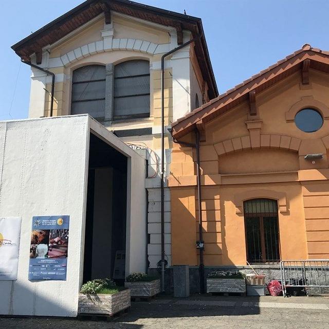 La sede dell'Ex Macello a Lugano